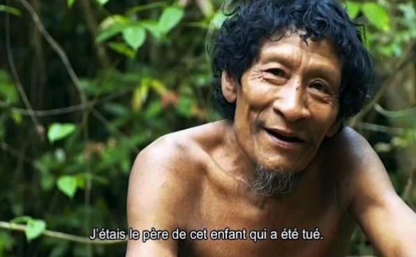 L'histoire terrible et heureuse de l'indien Karapiru
