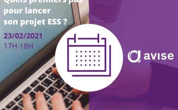 Avec l'Avise, des conseils pour lancer son projet ESS