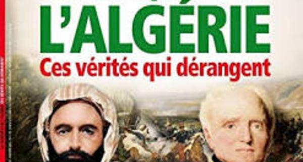 Un numéro spécial d'Historia :  la conquête de l'Algérie, l'autre far west