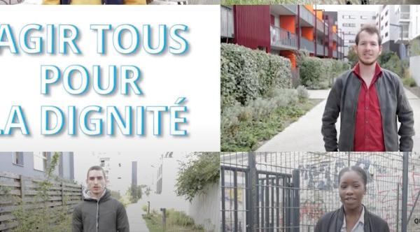 Pour les 18 - 30 ans, les chantiers d'ATD Quart-Monde