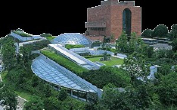 Le musée de la bombe atomique à Nagasaki