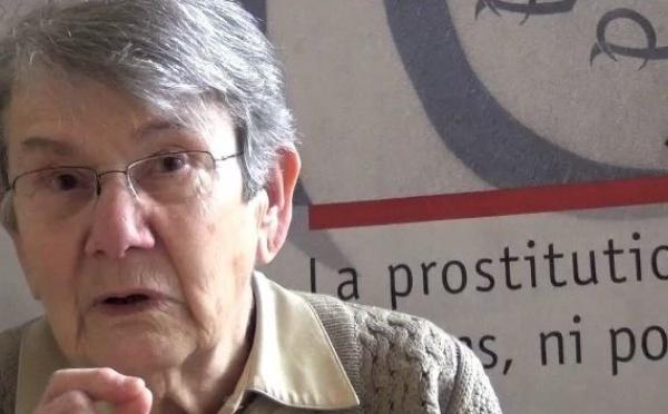 À 88 ans, Marie-Renée Jamet lutte toujours contre la prostitution