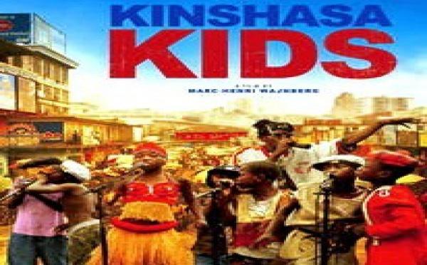 À voir, le film « Kinshasa Kids »