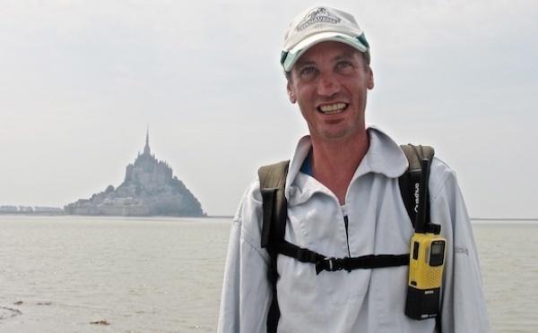 Arnaud Jugan, guide et prince des grèves