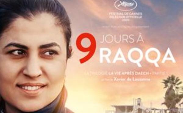Au cinéma : Leila Mustapha, 30 ans, reconstruit Raqqa, l'ex capitale de l'Etat Islamique