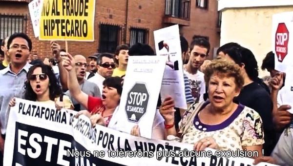 « No es una crisis ! », un webdoc sur l'Espagne