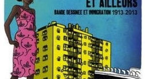 Expo : bande dessinée et immigration