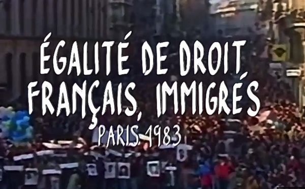 La Marche des Beurs 30 ans après (webdoc)