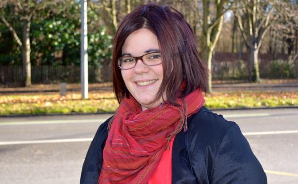Après avoir vécu à la rue, Pauline aide les SDF