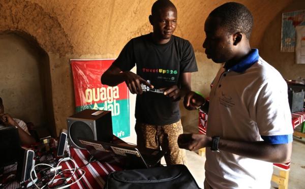 Ouagalab, les as du bricolage partagé et assisté par ordinateur