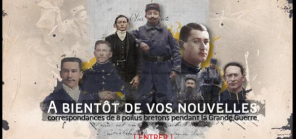 Huit soldats de 14-18 parlent (webdocumentaire)