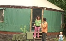 Vert dans le Vermont, un autre rêve américain