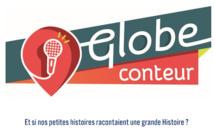 «GlobeConteur» compagon de route d'Histoires Ordinaires