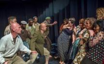 """""""Les Suppliantes"""", la tragédie grecque interprétée par des réfugiés, revient à Rennes le 23 novembre"""