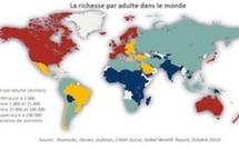 La France, un pays très riche