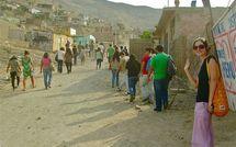 « Ainsi est ma terre ! », apprennent des jeunes de Manchay, au Pérou