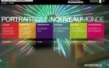 Portraits d'un nouveau monde,  une collection de 24 webdocs sur France 5