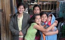 À Bogota, les courageux habitants d'Altos de la Florida