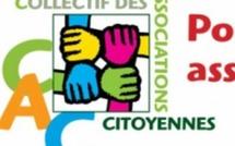 « Pour un Printemps des Associations Citoyennes »