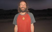 Dave Bradshaw, co-founder of an alternative festival