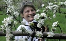 Catherine Peix nous croque la magique histoire des pommiers kazakhs