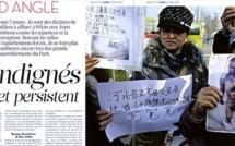 Plongée parmi des «indignés» chinois
