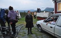 The Swedish Amanda highlights her Saami roots