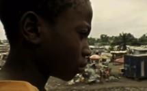Le boulanger et les enfants des rues de Kinshasa