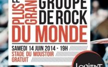 A Lorient, le plus grand groupe Rock du monde