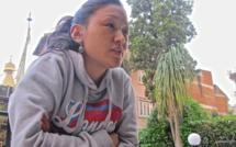 Yangchen, la jeune Népalaise, est revenue servir son pays