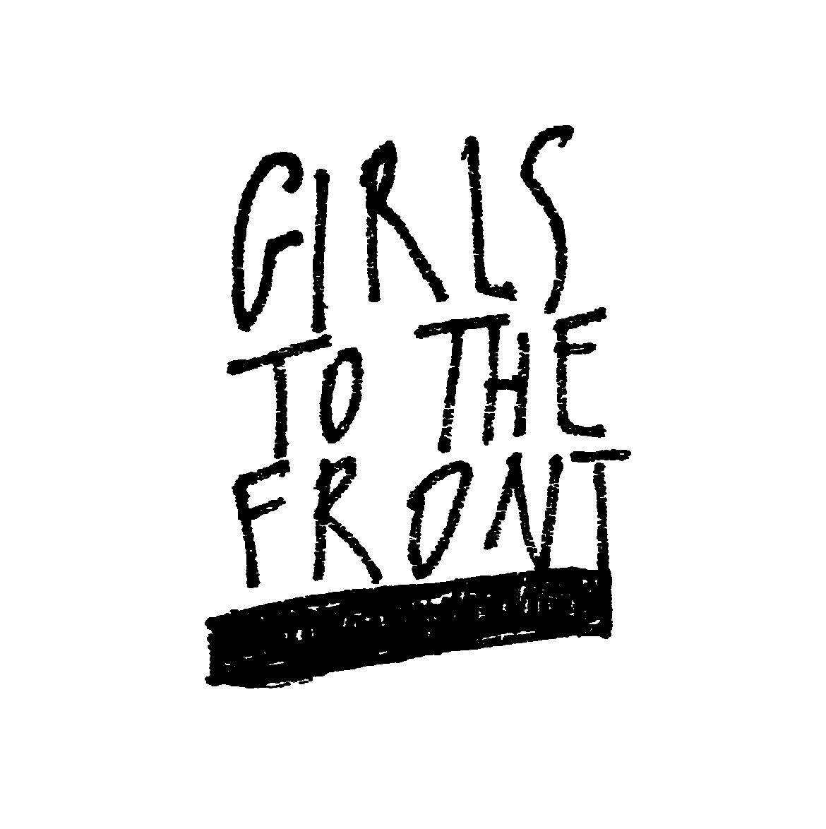 De l'art féministe en Pologne - Girls to the Front !