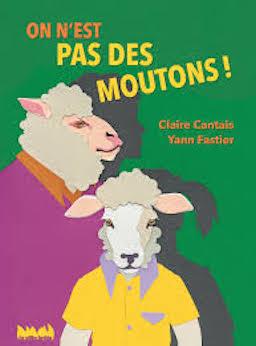 """La BD """"On n'est pas des moutons"""""""