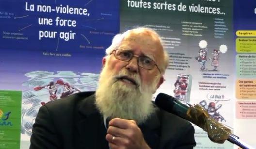 « L'ardente obligation de se rebeller contre la violence »,  par Jean-Marie Muller