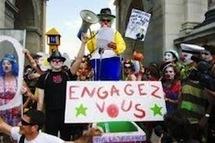 Clowns dans la résistance
