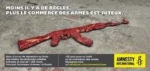 Non à la vente d'armes à la Syrie