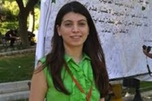 Rima Dali « Arrêtez la tuerie. Nous voulons construire une Syrie pour tous les Syriens »