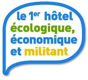 Hôtel écolo à Paris