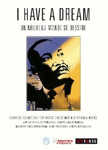 Hommage de Reporters d'Espoirs à Martin Luther King