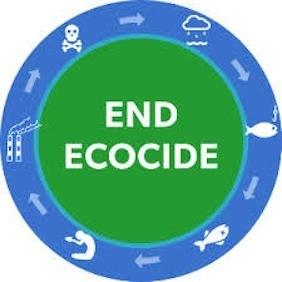 Le crime d'écocide : un appel citoyen européen