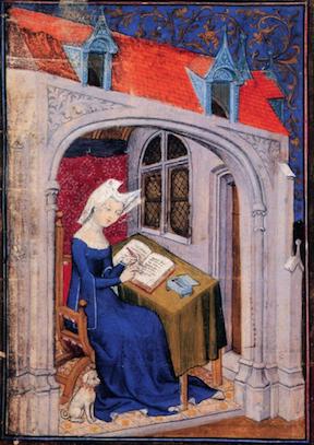 Christine de Pisan, la première auteure professionnelle