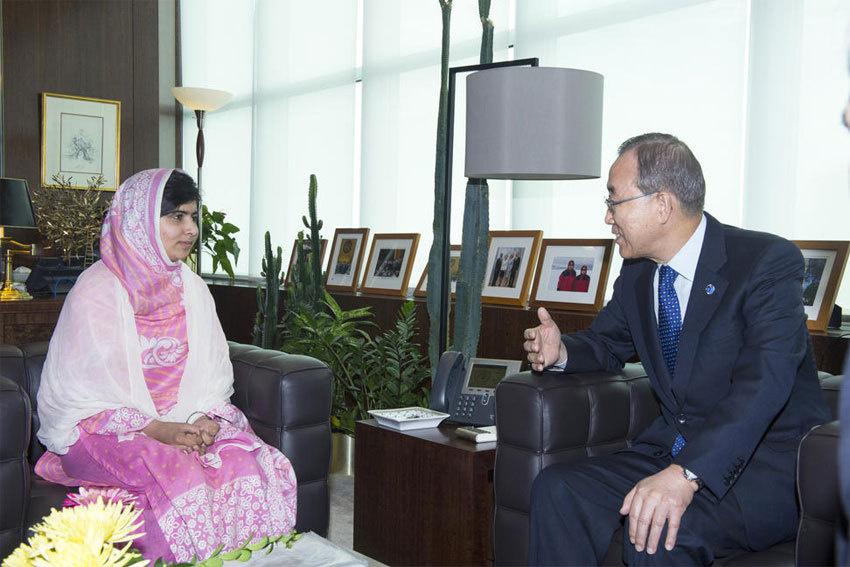 Les Taliban n'ont pas pu faire taire Malala