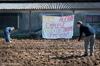 La Ferme des Bouillons : sauvez-la face à Auchan