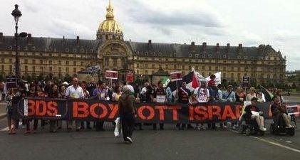 Palestine : pétition contre la criminalisation du boycott