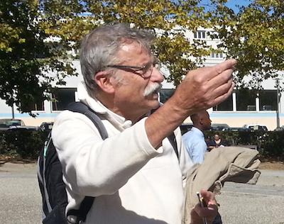 Balade avec Luc Thiébaut, d'une rive à l'autre de la Méditerranée