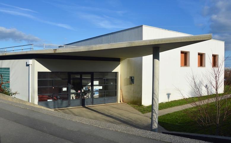 Le Centre Culturel Avicenne de Rennes Villejean (rue du Recteur Paul Henry)