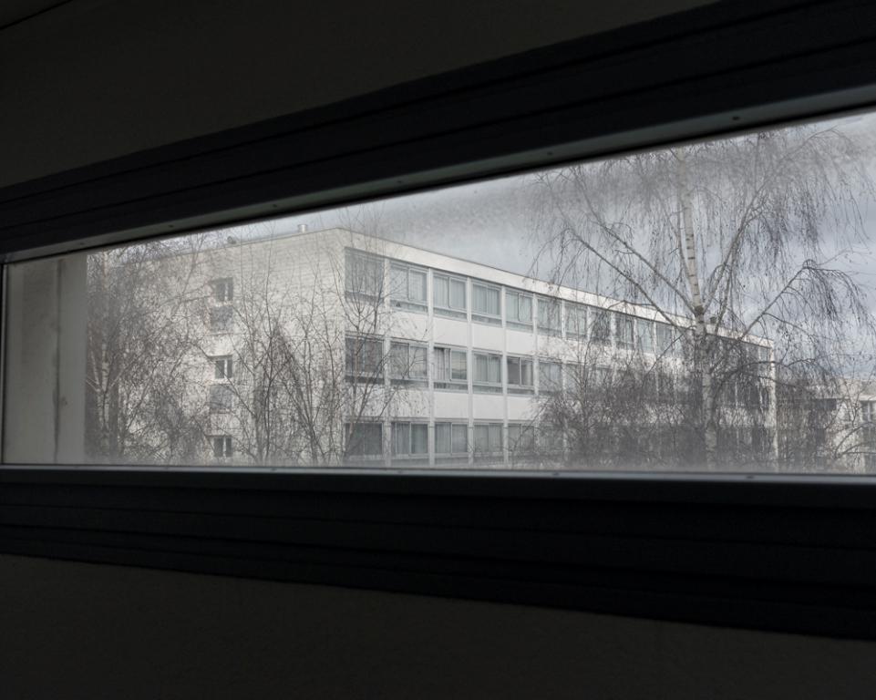 Marc Loyon photographie le quartier de son enfance