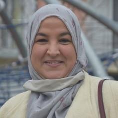Fatima Afrah: Au delà des cadeaux, la rencontre est essentielle «Certaines femmes sont seulement venues voir comment l'espace cadeaux était organisé»