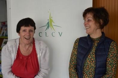 Yasmina Héligon est bénévole à la CLCV depuis de nombreuses années, Yolande Guillard, depuis sa retraite. Elles interviennent sur Rennes, au delà du quartier.