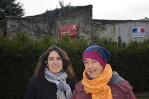 Sylvia Thénard et Martine Prins devant le site de Malifeu : « Il faudrait que les élus arrêtent de penser pour les autres. Les gens concernés ont aussi des idées »