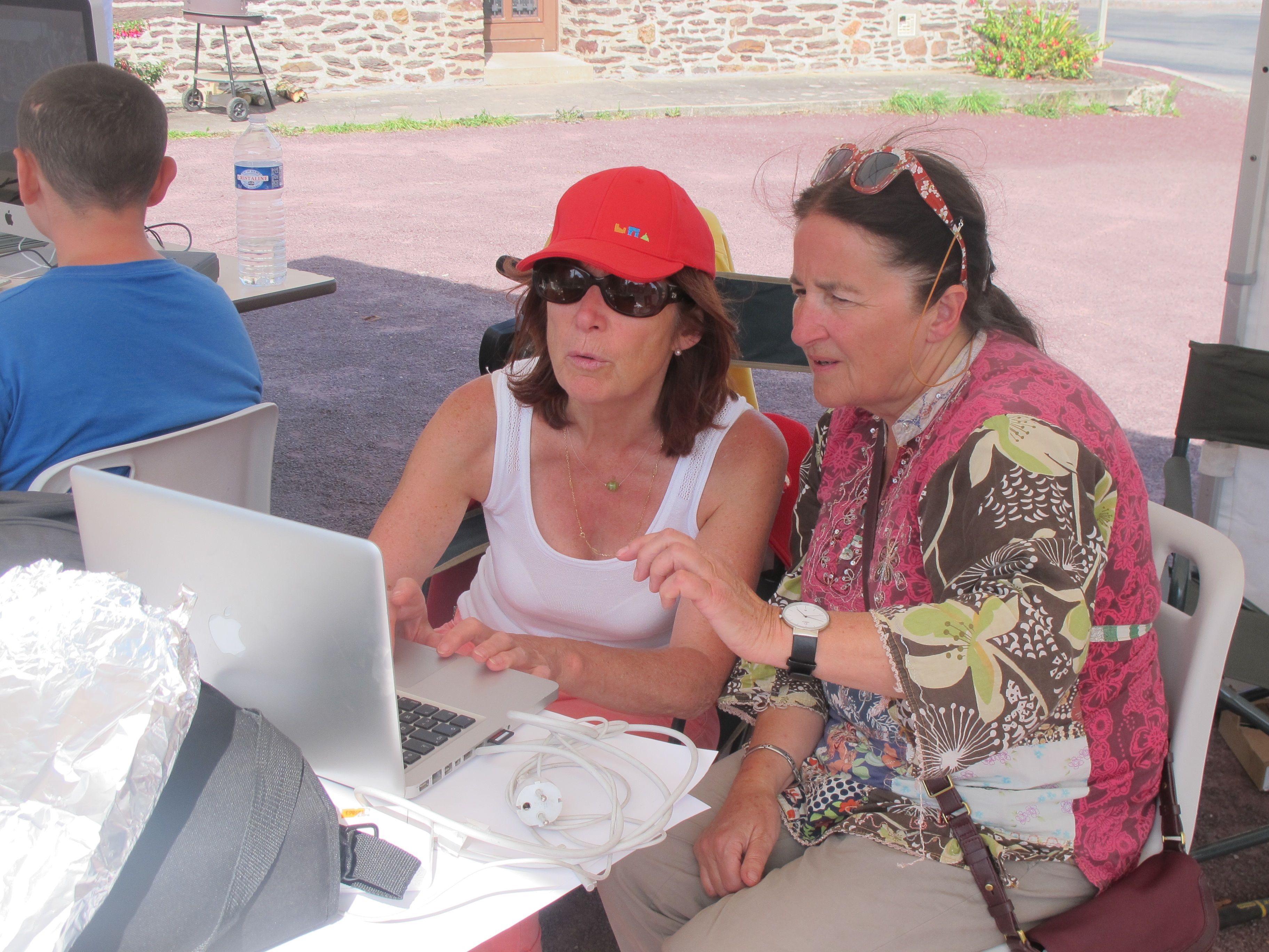 Agnès et Marie-Anne